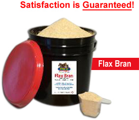 Buy Flax Bran Now